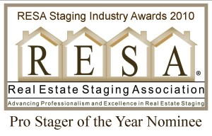 RESA Industry Awards 2010 Pro Stager Nominee