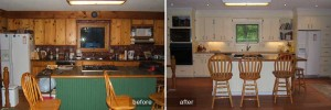 Which home would likely bring a higher offer? Photo Rearrangements Home Staging