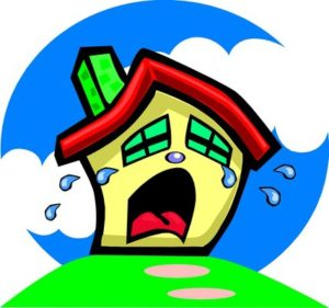 Sad-house-clipart