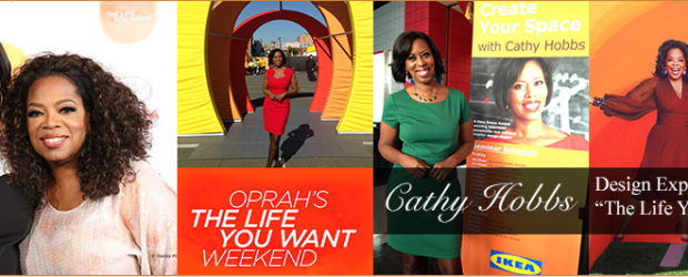 Come train with one of the top trainers in the country Cathy Hobbs best known as Oprah's 'Life you Want' designer, Million Dollar Listings' Frederick Ekland's stager extraordinaire and contestant […]